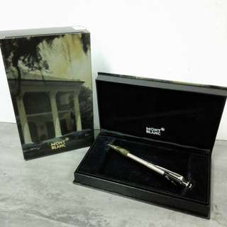MontBlanc Writers Edition William Faulkner Ball Point Pen