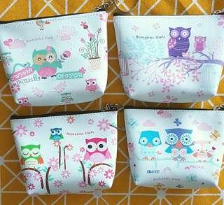 Brand New ~ Kawaii OWL little purse