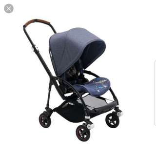 Bugaboo Bee5 + 2 yrs Warranty + Extra Accessories