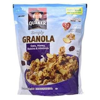 Quaker Simply Granola 1.95kg