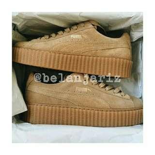 Sepatu Puma Creepers Rihanna Full Sol