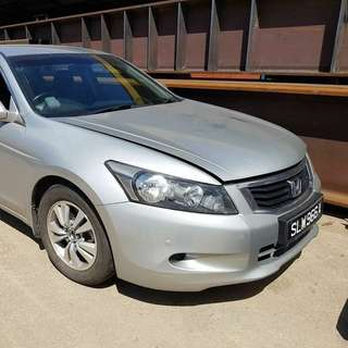 Honda accord 2.0 i vtec 2008  CASH SG