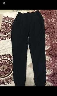 Jogger pants (pinggang karet)