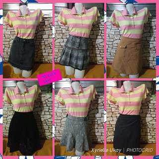 Skirts preloved