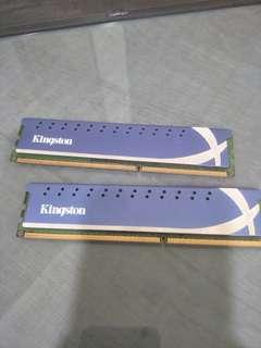 Kingston HyperX Genesis 1600MHz DDR3 8GB(4GBx2) RAM
