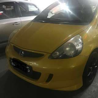 Honda jazz Type s 1.4 auto 2008 CASH