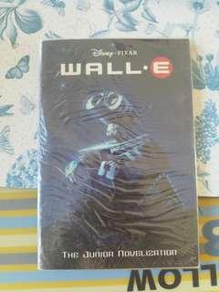 Wall•E the junior novelization