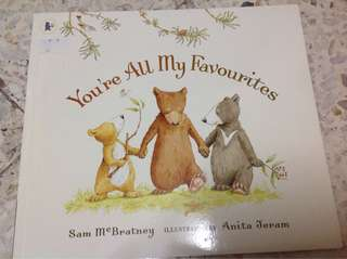 Beautiful picture book