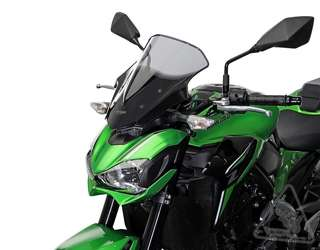 Z900 MRA Racing Windscreen