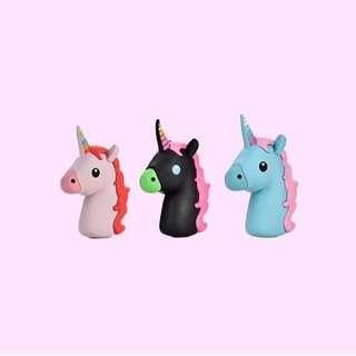 Powerbank Unicorn (Kondisi baru) | Wardah | Emina | Maybelline | Makeover | H&M