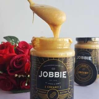 Jobbie Creamy Regular Peanut Butter 380grams