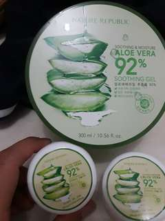 Nature republic aloevera 92%