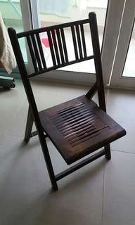 古董  入榫 成人小接凳antique folding short chair