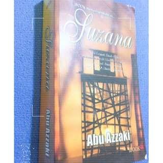 Novel Melayu : Suzana