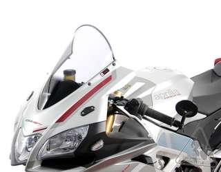 Aprilia RSV4 MRA Double-Bubble Racing screen