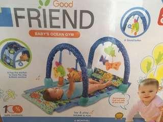 Baby Gym playmat