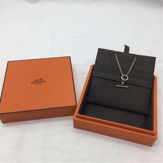 Hermes 750 WG Necklace - Hermes 750 WG 頸鏈