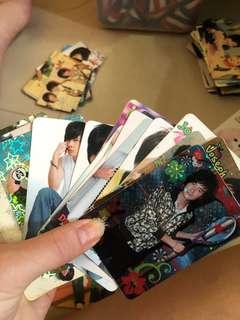 大量yes card
