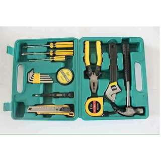 12pcs Professional Hardware Tools Set