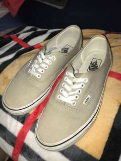 Vans size 9 worn once