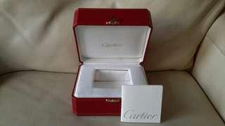 Cartier 大錶盒