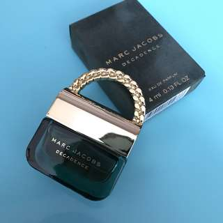 Marc Jacobs Decadence Mini perfume sample 香水版仔