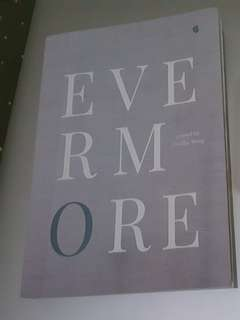 Novel Evermore Cecillia wang