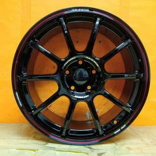 SPORT RIM 18inch VOLK RAYS FORGED CAMRY ACCORD