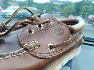Timberland 3 Eye Shoes
