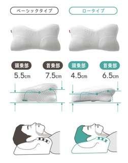 日本防鼻鼾枕頭