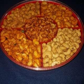 Kacang Mede Toples 5 Rasa
