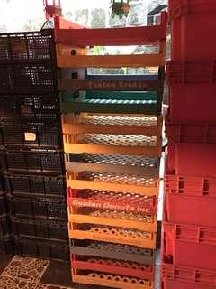 Assorted Crates (50+ pcs)