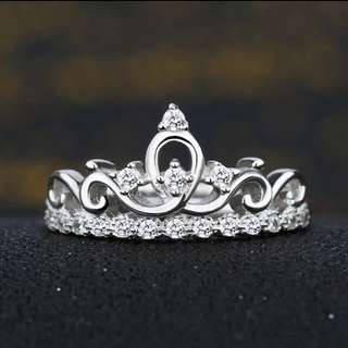 Crown Ring (BUY 2 FOR ONLY P250!)