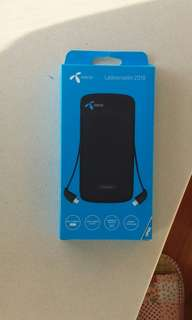 全新Telenor Power Bank 10000mAh充電器