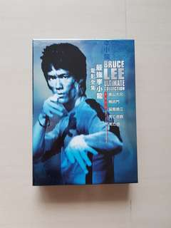Bruce Lee Ultimate Collection DVD