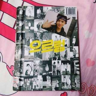 EXO Growl Repackage Album