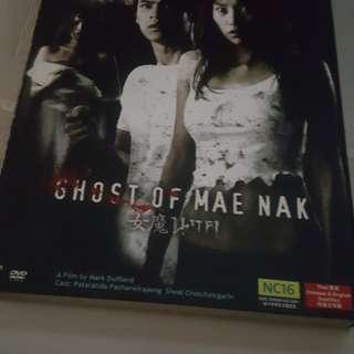 Ghost of mae nak thai