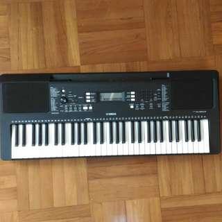 Yamaha 電子琴 PSR-E363