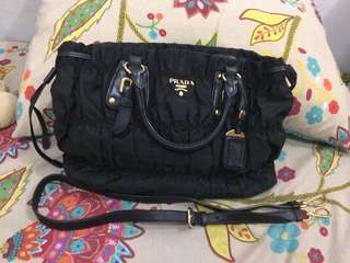 Prada Tessuto (authentic)