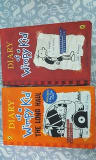 Diary of a Wimpy Kid (2 for $12)