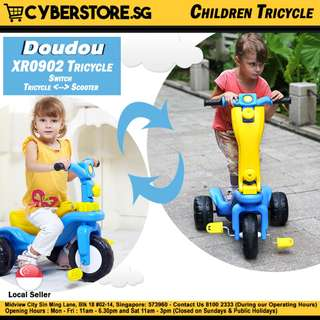 Doudou : XR0902 (Tricycle/Scooter)
