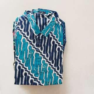 Aqua Batik