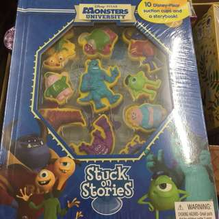 monsters university suction activity