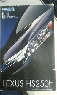 Fujimi 1/24 LEXUS HS250h 模型車