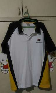 Champion Tri Color Polo
