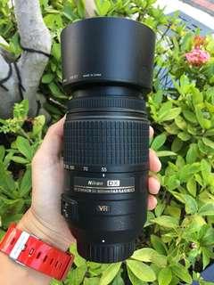 🚚 曙光數位 Nikon 55-300mm F4.5-5.6mm VR