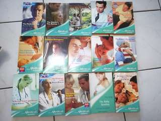 Mills and Boon Pocket Books Medical Romance
