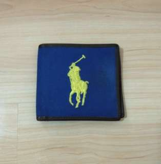 Authentic Polo Ralph Lauren Men's Wallet