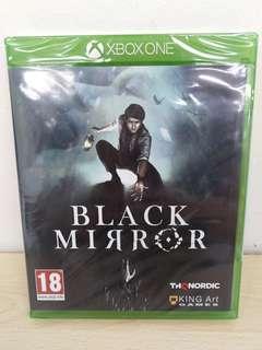 (Brand New) XBox One Black Mirror