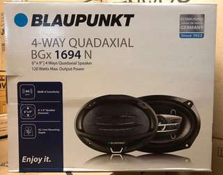 BLAUPUNKT (6x9) 4 WAY SPEAKER